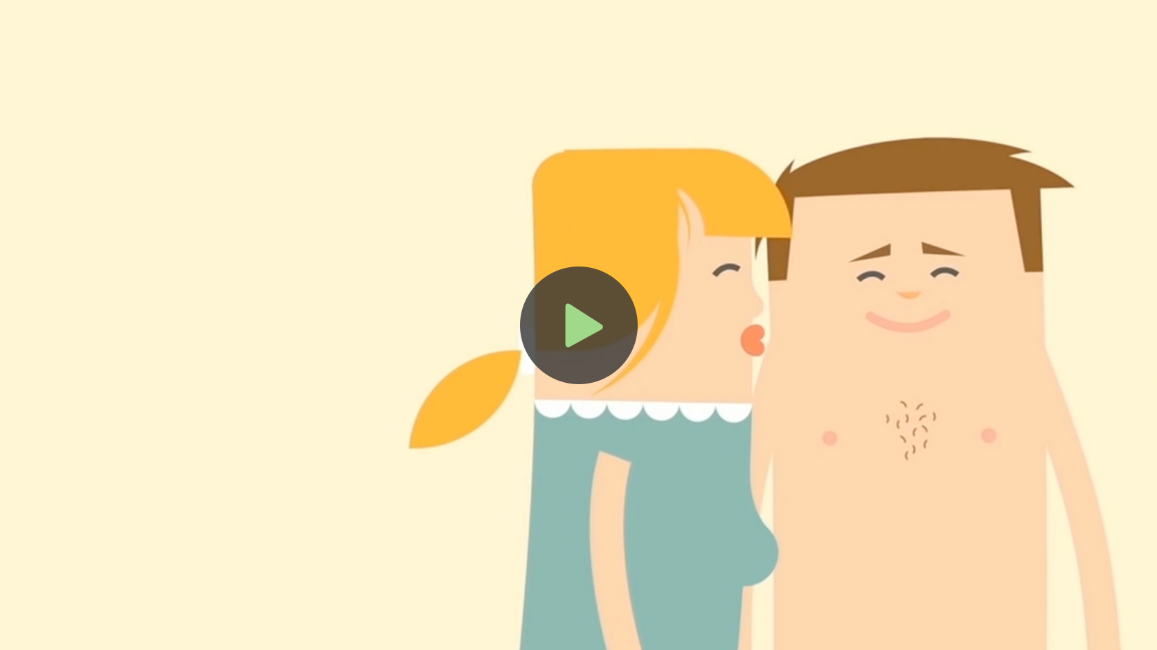 animated image of a man and a woman