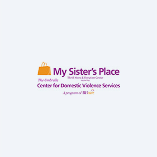 My sister's place logo