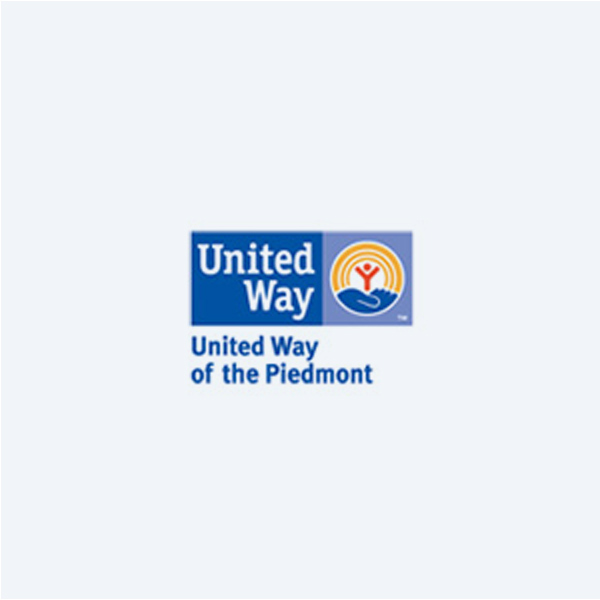 United way Piedmont logo