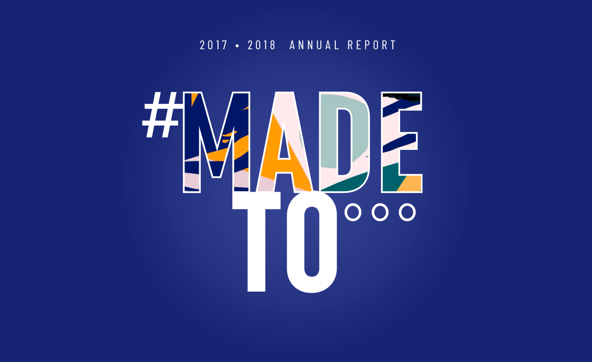 Made to... BIC's 2017 Annual Report