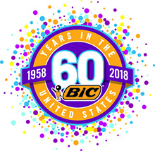 BIC Celebrates 60 Years in the U.S.