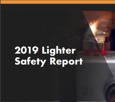 BIC Lighter Safety Report