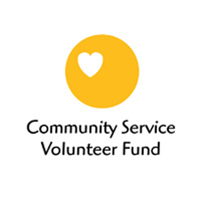 Community Service Volunteer Fund logo